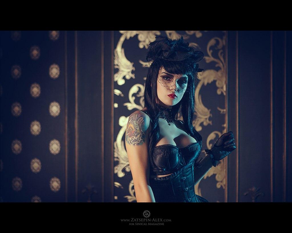 Black widow7 by Elisanth