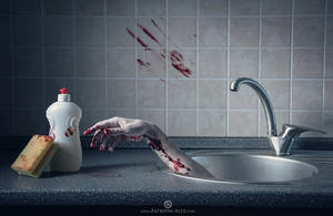 Friday, the 13th - clean up after yourself