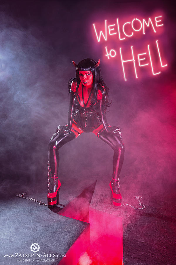 She Devil by Elisanth