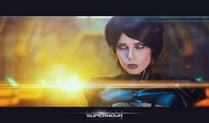 Captain Supernova portrait