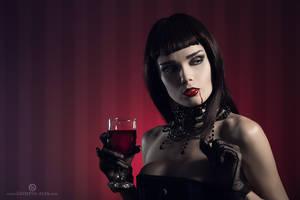 True Blood by Elisanth