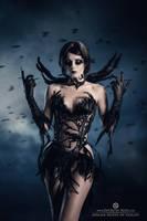 Corvus by Elisanth