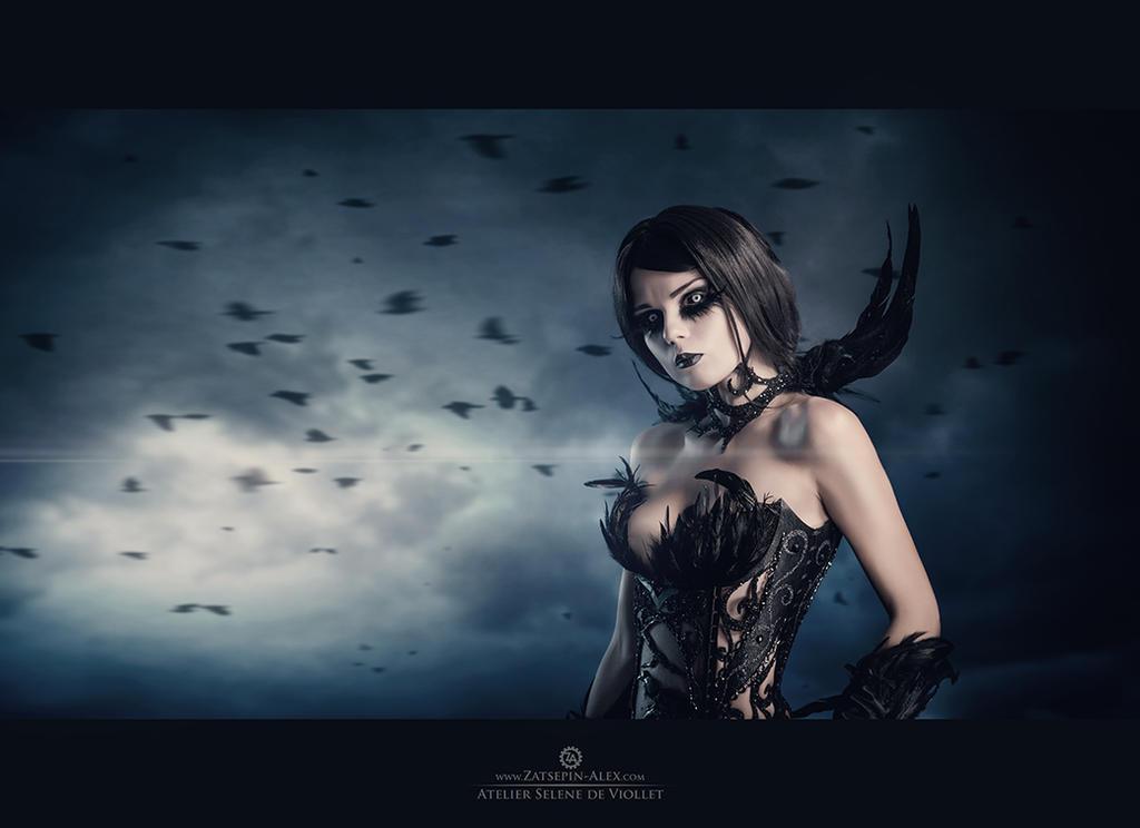 Corvus 2 by Elisanth