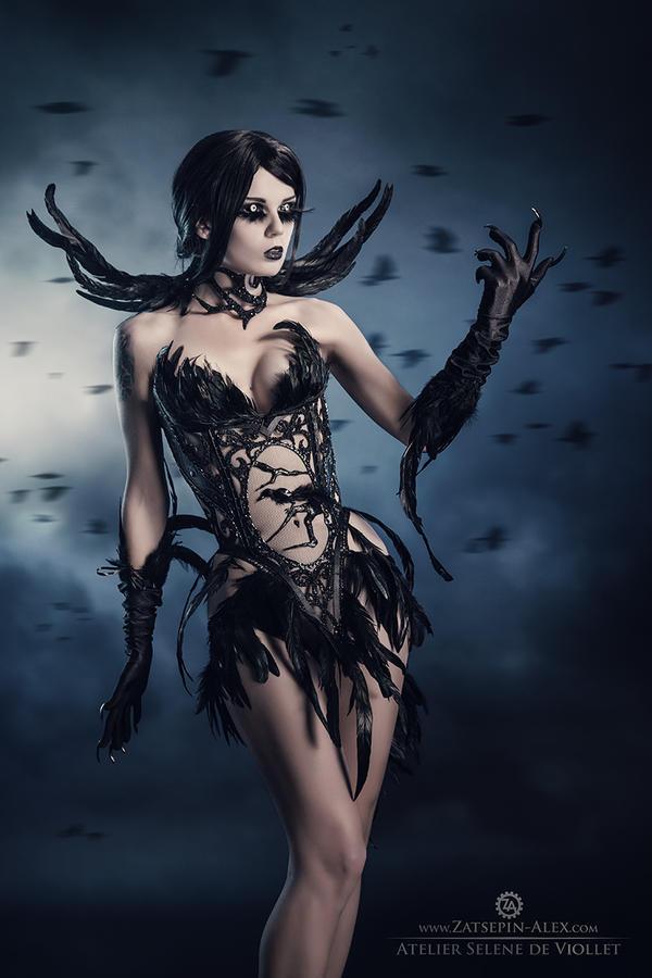 Corvus 3 by Elisanth