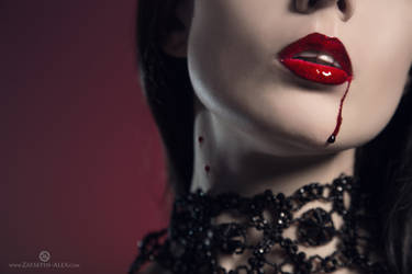 Bloody Red by Elisanth