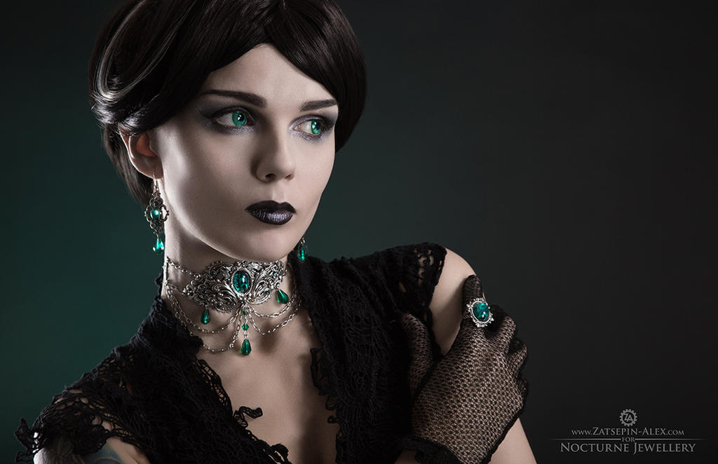 Nocturne Jewellery by Elisanth