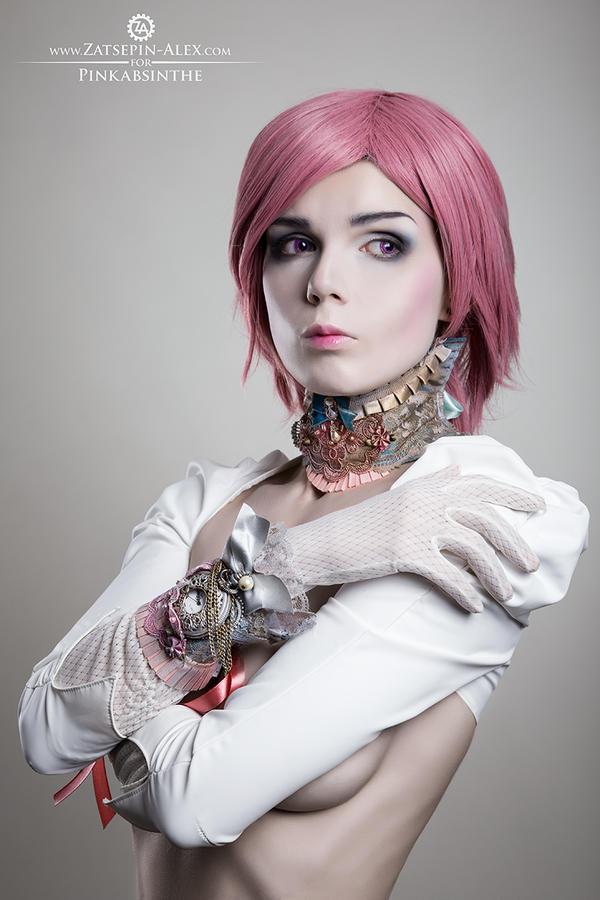 Pinkabsinthe by Elisanth