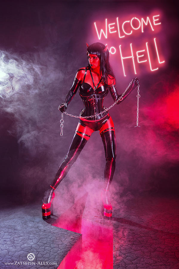 She Devil 4 by Elisanth