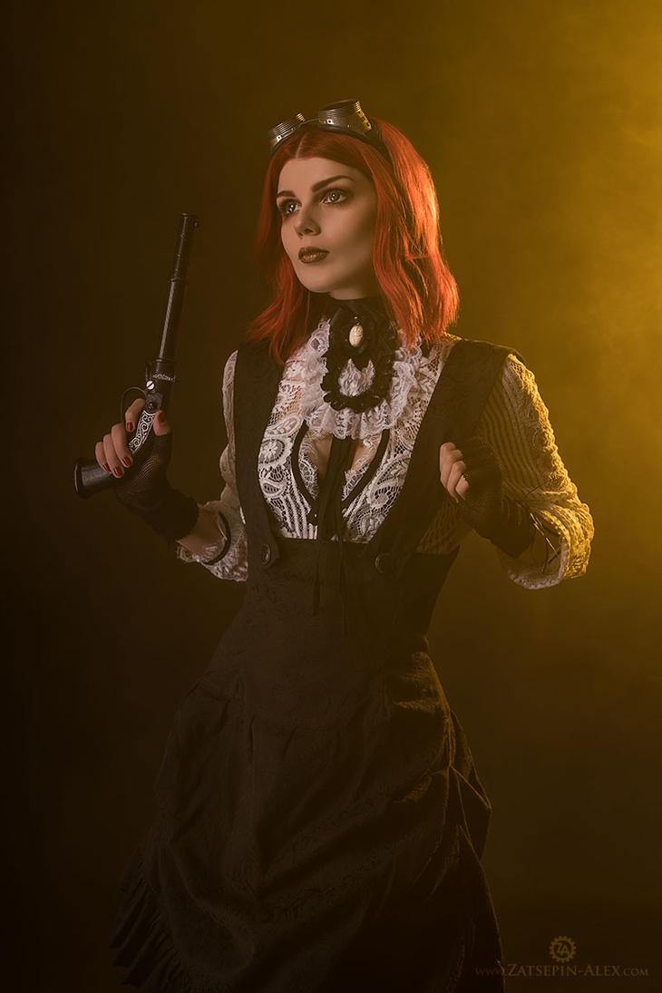 PhazeClothing Steampunk by Elisanth