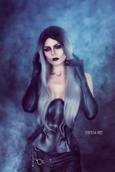 Darkness inside by Elisanth