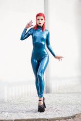 Shitake Blue by Elisanth