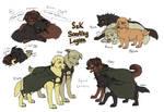 Attack on Titan Dogs Dump2 by Zencelot