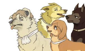 SnK: Levi Squad(2)
