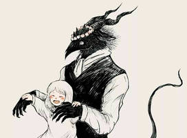 Totsukuni no Shoujo by Zencelot