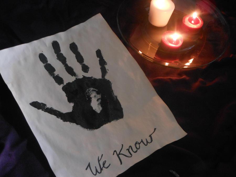 'We Know' by TerOgu