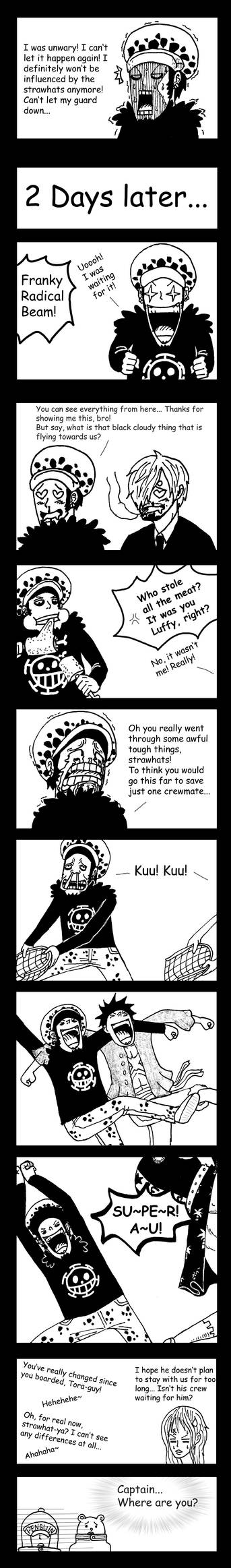 Law - The Impact Of The Strawhats by TolkienOP on DeviantArt