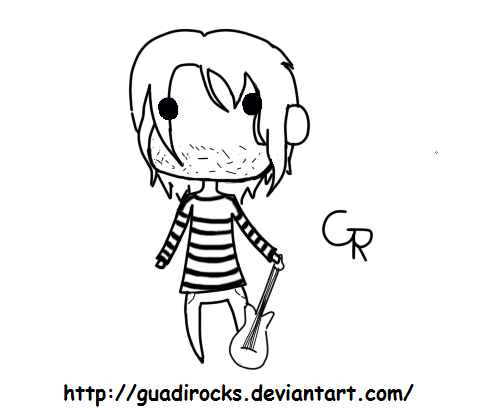 nirvana coloring pages   Nirvana Pages Coloring Pages