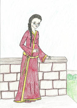 Pregnant Minerva
