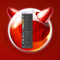 OPENBOX menu has now ICONS