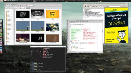 FreeBSD 10.1 Openbox