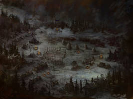 Icewind Dale Barbarians by vermaden