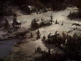 Icewind Dale Village by vermaden