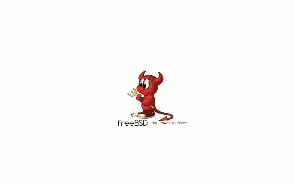 FreeBSD Beastie by vermaden