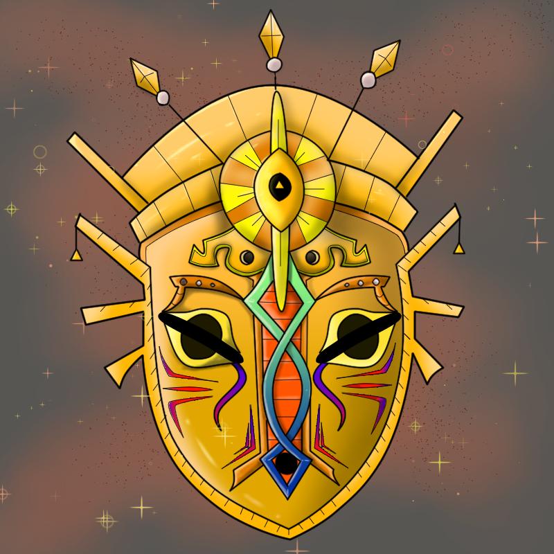 Mask Concept by Sara-Sora