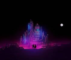 Pixel city - PTZ