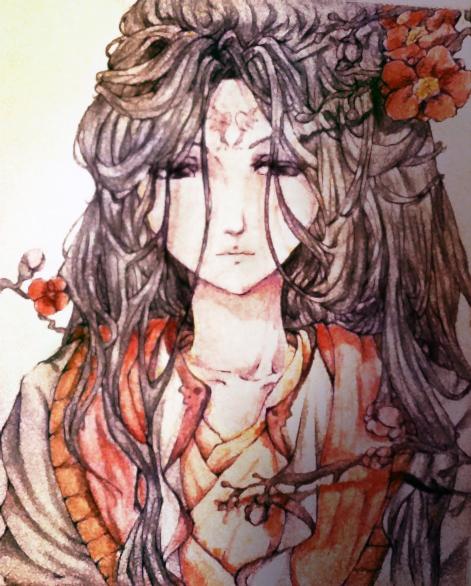 Flower Princess by pInKmOnStEy