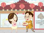 Valentine's in Chinatown