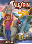 Tailspin Dream Poster