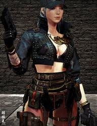 Kui (Crossfire Female Concept)