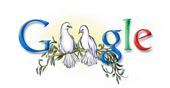 Doodle 4 Google  - Peace by Demiie