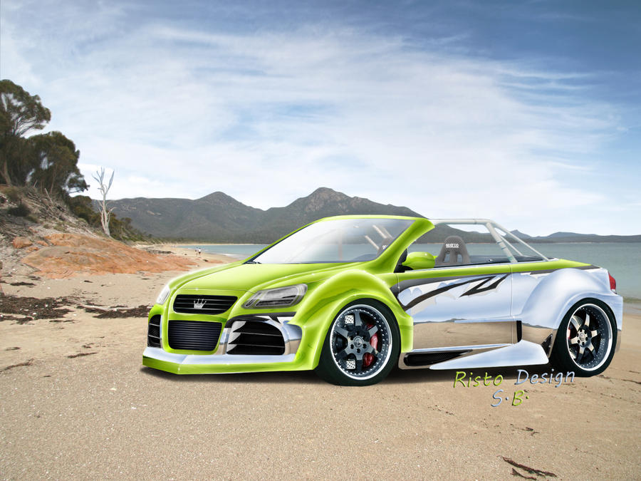 VW Eos by RistoDesign