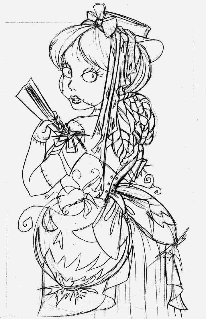 Alice in wonderland coloring pages hot girls wallpaper for Tim burton coloring pages