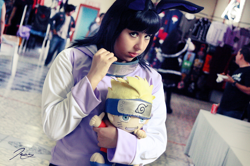 hinata cosplay I by selene-nightmare69