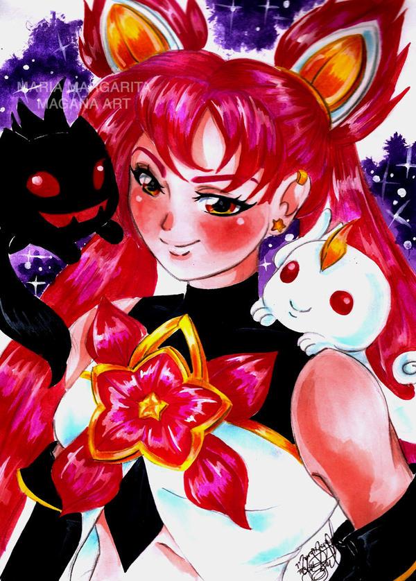 Jinx star guardian by selene-nightmare69