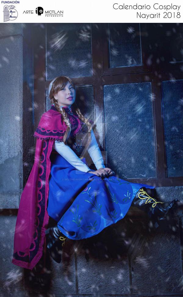 Anna cosplay IV