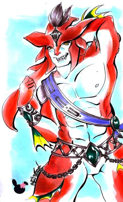 prince sidon by selene-nightmare69
