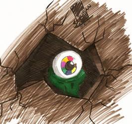 Eye See You by Snowman-NG