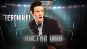 Doctor Who Smith Wallpaper