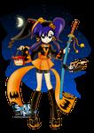 Star Ronin: Halloween 2013