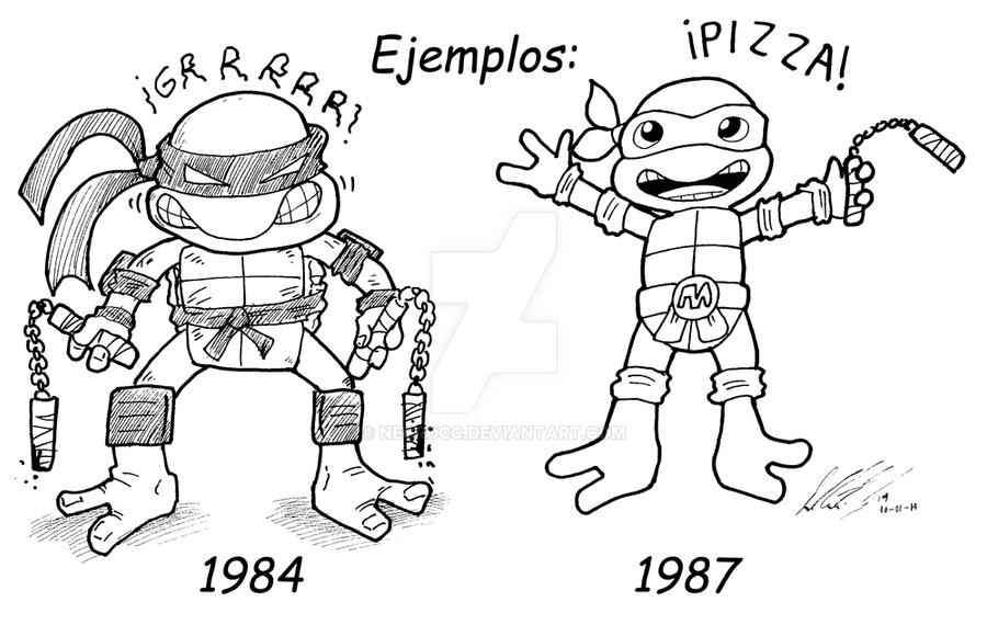 best Imagenes De Las Tortugas Ninja 2014 Para Colorear image collection