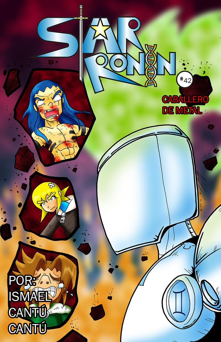 Star Ronin: portada42 by NecroCC
