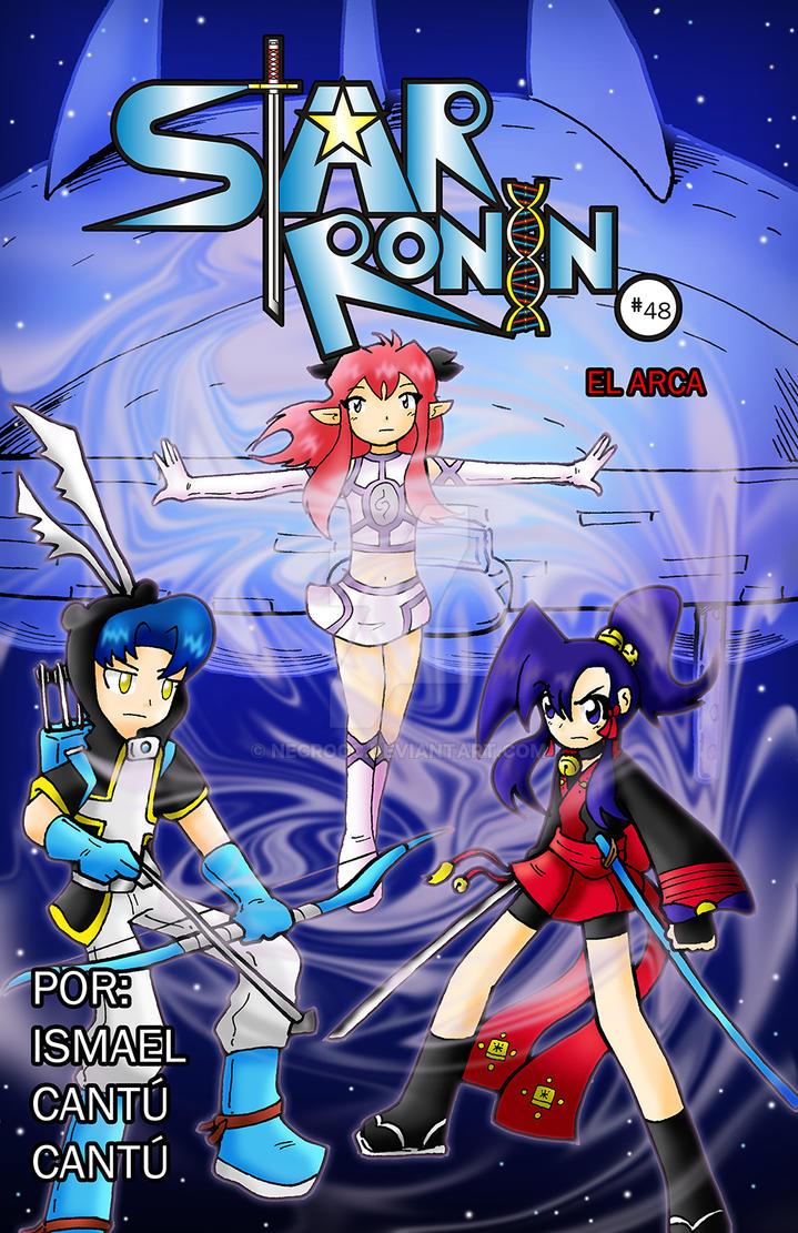 Star Ronin: portada48 by NecroCC
