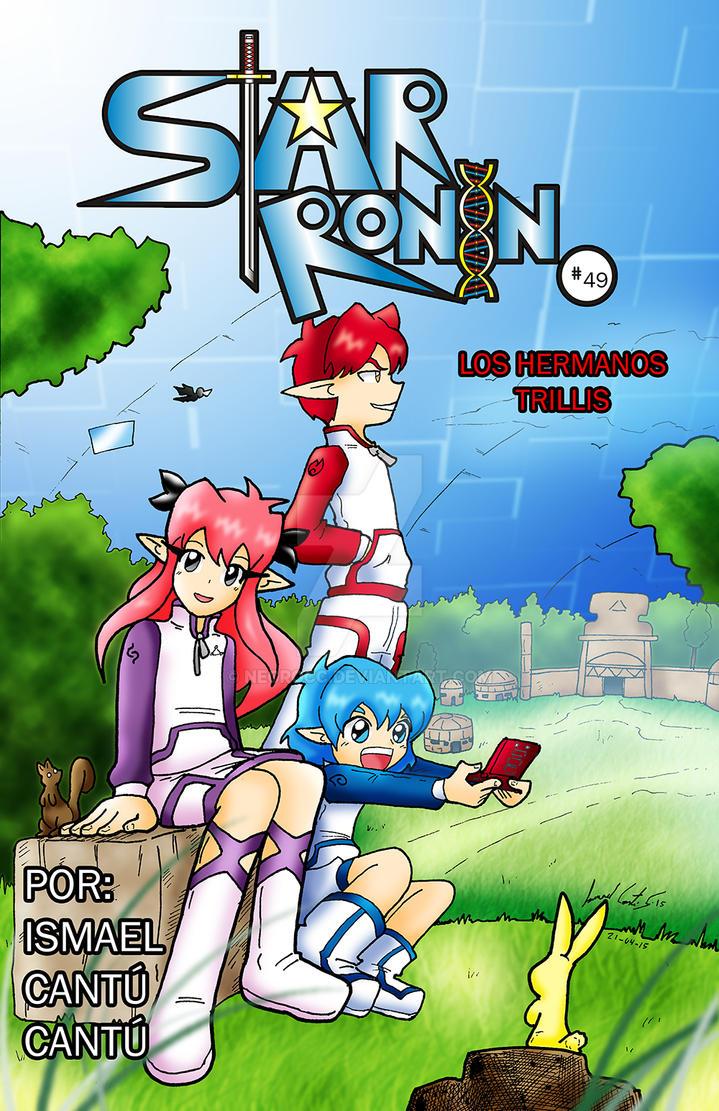 Star Ronin: portada49 by NecroCC