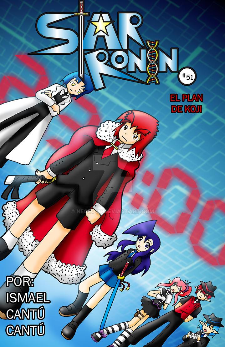 Star Ronin: portada51 by NecroCC