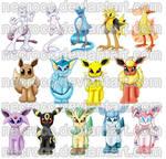 Stickers: Pokemon 2016