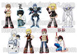 Stickers: Death Note